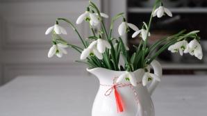 1 MARTIE 2018. Felicitări, mesaje, urări de Mărţişor: Să aveţi o primăvară plină de soare şi fericire