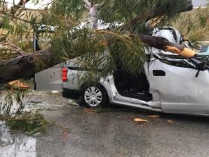 Român ucis de furtună în Malta
