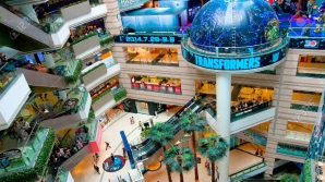 Femeie ucisă într-un mall