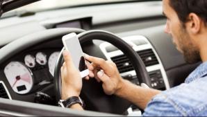Cei mai periculoşi şoferi, cei din Bucureşti