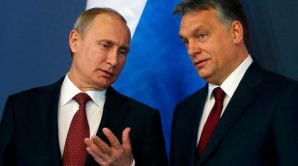 Viktor Orban și Vladimir Putin
