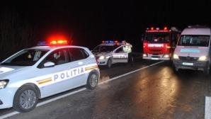 Tragedie la Brăila. Un bărbat a murit după ce a fost lovit de două maşini