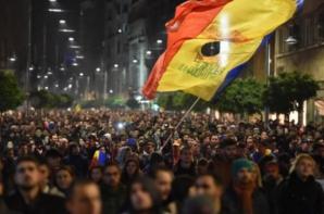 """Nou protest anunţat, pentru duminică, în Capitală: """"Jos Guvernul Sluga 3.0 lui Dragnea!"""""""