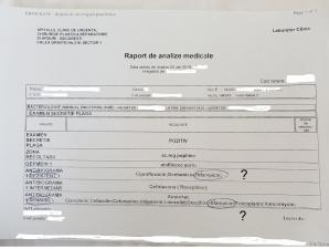 Situație revoltătoare la Spitalul de Arși: Capitală. Mai multe seturi de analize ridică suspiciuni