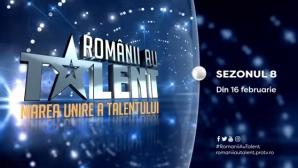 ROMANII AU TALENT 2018 - Sezonul 8