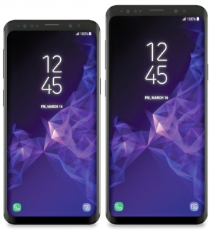 Samsung Galaxy S9 și S9+