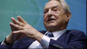 <p>George Soros</p>