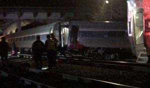 Două trenuri s-au ciocnit în Carolina de Sud