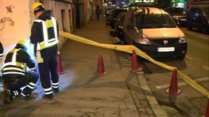 Panică în Capitală. O conductă de gaze de pe strada Sevastopol s-a spart în urma unui accident