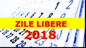 VINEREA MARE ZI LIBERĂ 2018.