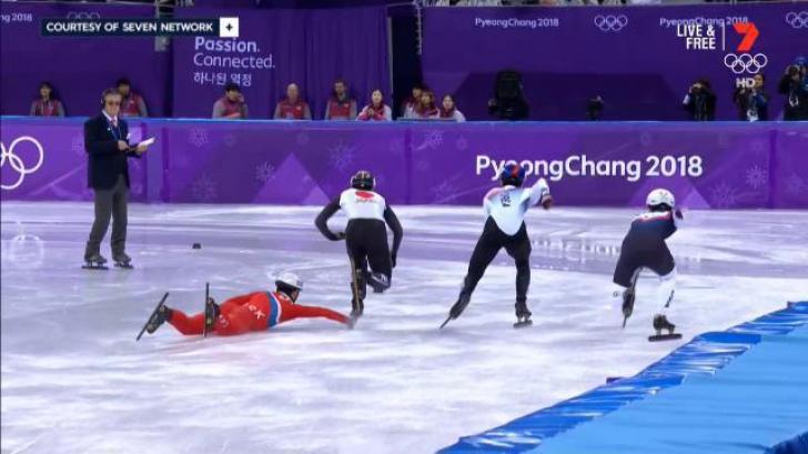 Incidentul de la Jocurile Olimpice de Iarnă 2018 care a revoltat întreaga lume