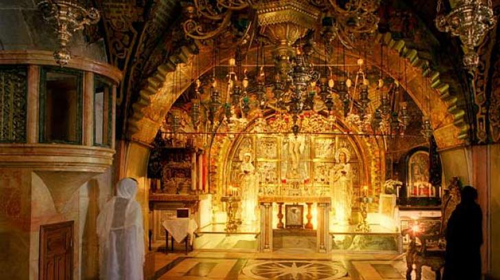 Decizie fără precedent la Ierusalim: Sfântul Mormânt a fost închis