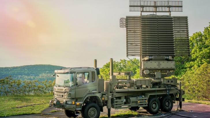 Încă o achiziție militară semnificativă făcută de România: un radar de 14 milioane de euro