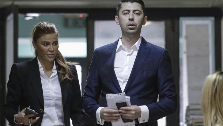 Vlad Cosma și Andreea Cosma