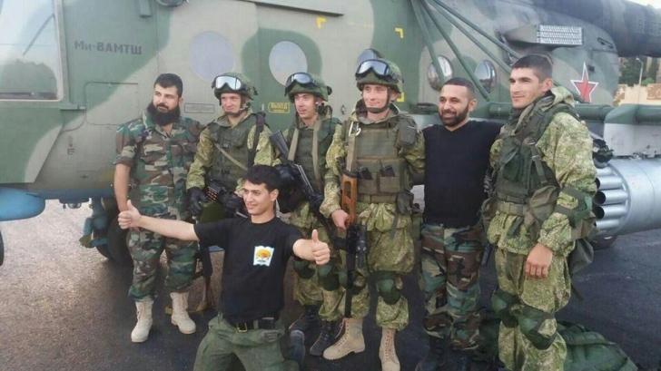 Moscova admite pentru prima oară: zeci de ruși au fost uciși în Siria în ultimele ciocniri