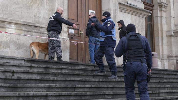 Amenințare cu bombă la Curtea de Apel București