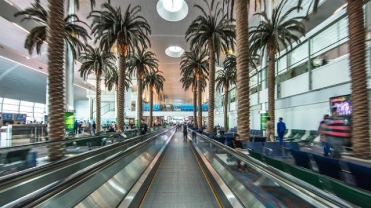 Dubai îşi menţine şi în 2017 titlul de cel mai aglomerat aeroport din lume