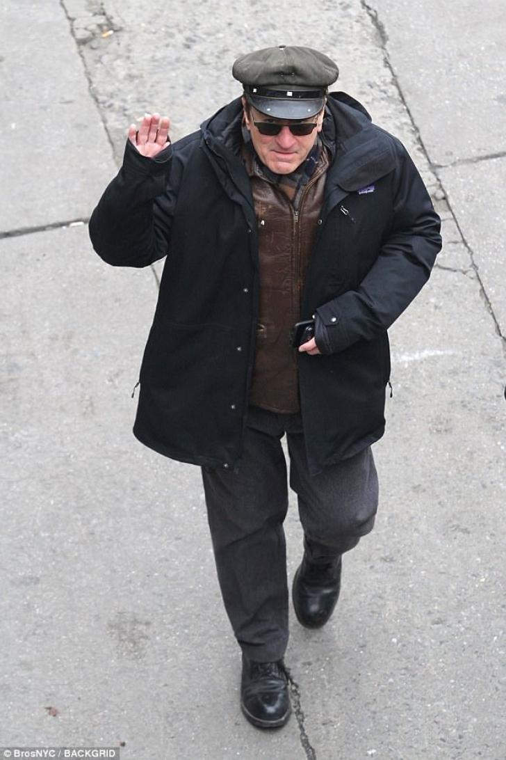 Robert de Niro, în ultimul film al lui Scorsese