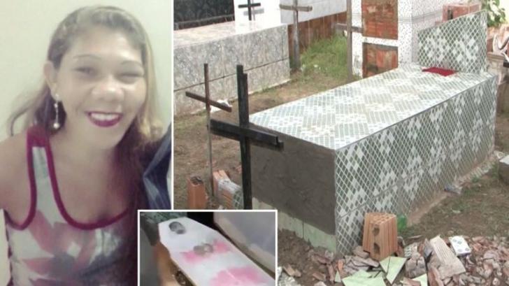 Oamenii din cimitir au auzit țipete ciudate dintr-un mormânt. Au ridicat sicriul și au înțeles totul