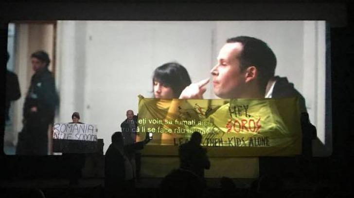 Reacţia Muzeului Ţăranului Român, după ce proiecţia unui film cu tematică gay a fost întreruptă