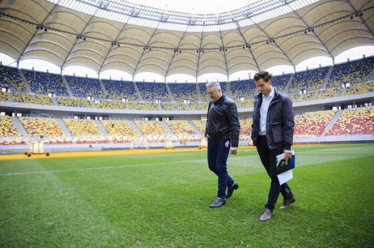 UEFA ne-a verificat cum stăm cu pregătirile pentru EURO 2020. Ce au făcut la Arena Naţională
