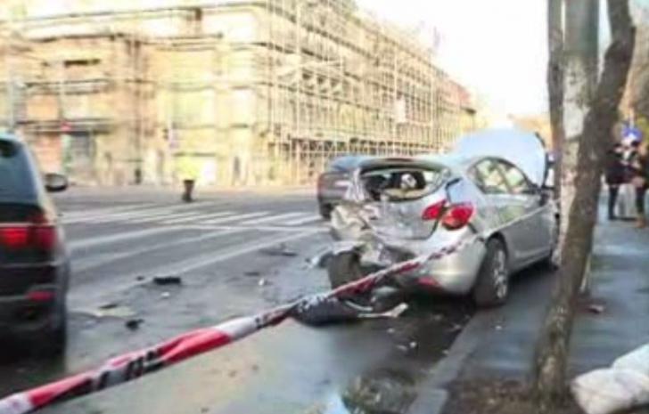 Accident cumplit! Șoferul a murit pe loc