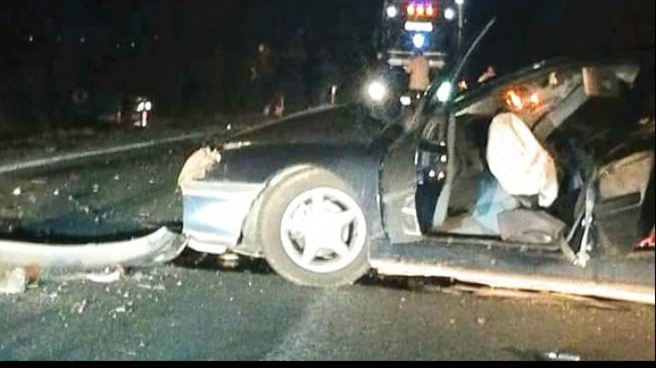 Accident grav în Arad, soldat cu trei victime