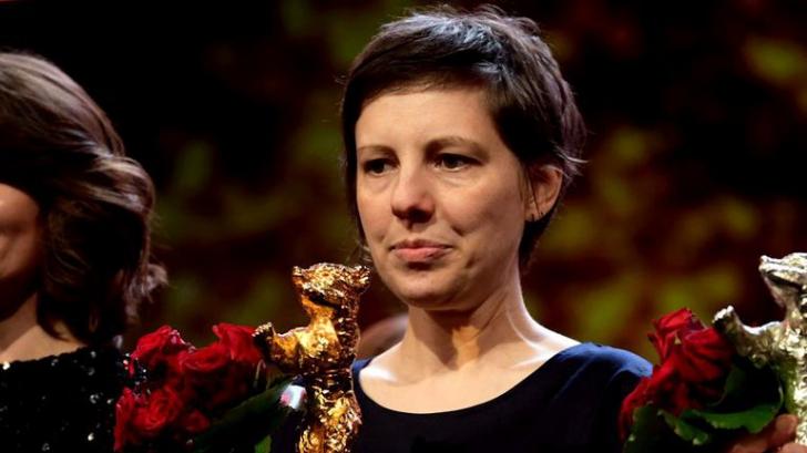 Klaus Iohannis a felicitat-o pe Adina Pintilie pentru Ursul de Aur obţinut la Berlinală