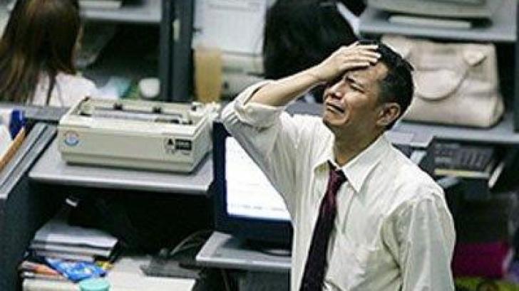 Angajati frustrati