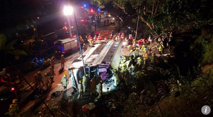 Tragedie în Hong Kong