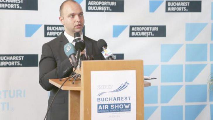 Directorul aeroportului Otopeni a demisionat
