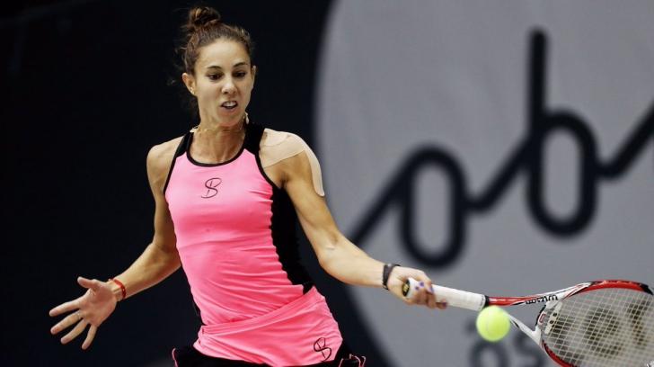 Mihaela Buzărnescu, în semifinale la Praga