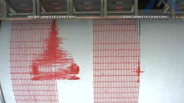 <p>Cutremur puternic</p>