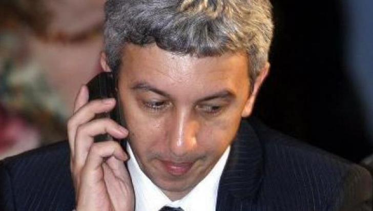 Dan Diaconescu, implicat într-un accident rutier