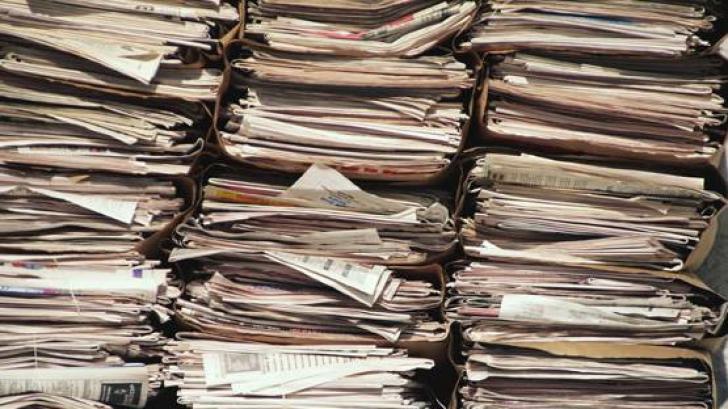 Reporterii Realităţii: Istorie cu iz de mucegai. Dezastrul de la Arhivele Naţionale