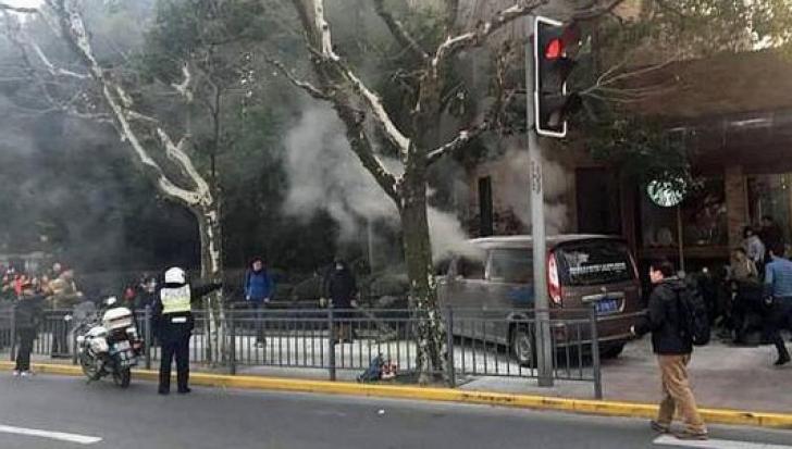 Incident în China