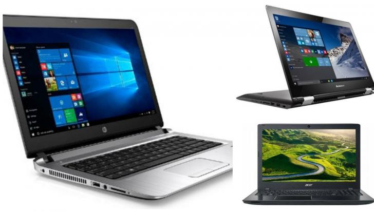 eMAG – Cea mai buna afacere – 5 laptopuri resigilate cu discounturi imense
