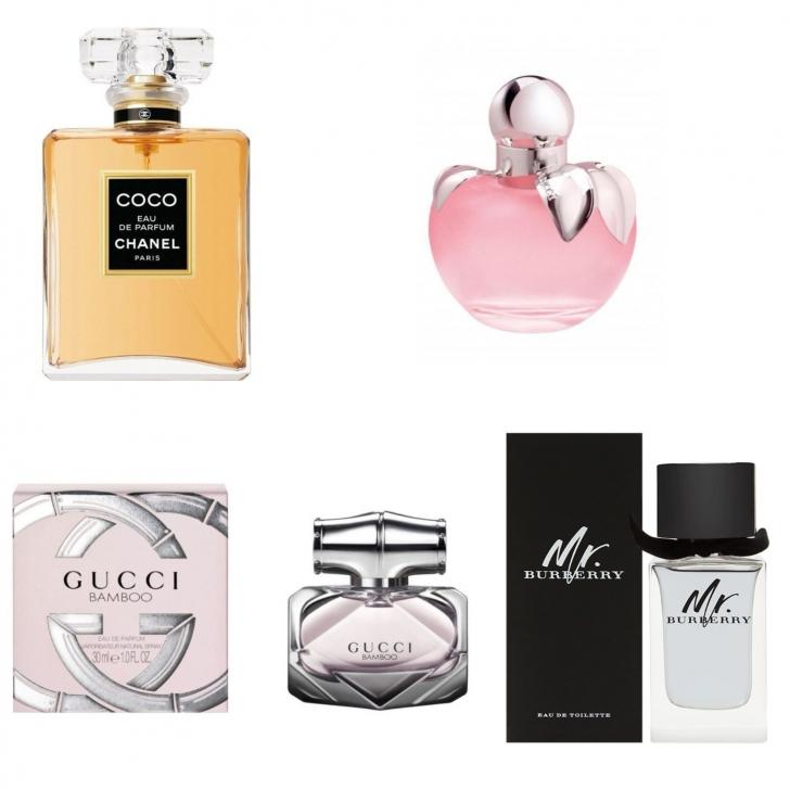 eMAG – Lichidare de stocuri la parfumuri – 6 oferte cu discount de 50%