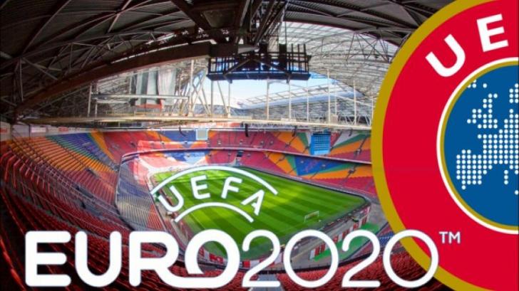 #EURO2020. Anunțul de la UEFA. Sume uriașe de bani pe care le pot câștiga echipele