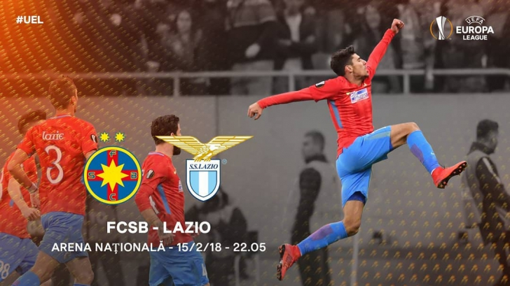 FCSB VS. LAZIO /1-0/ Victorie uriașă a steliștilor la București! Așteptăm returul