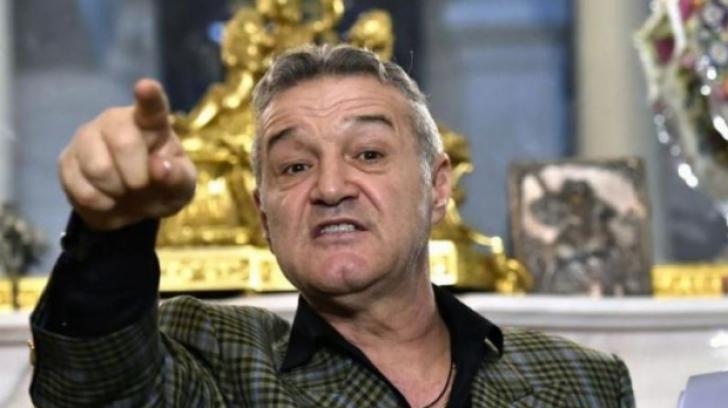 Gigi Becali se dezlănțuie după victoria istorică a steliștilor la București