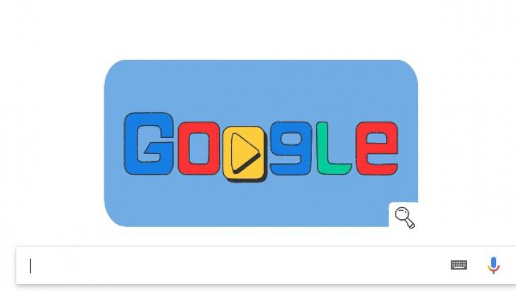 Jocurile Olimpice de Iarnă 2018. Google are un doodle special cu zăpadă
