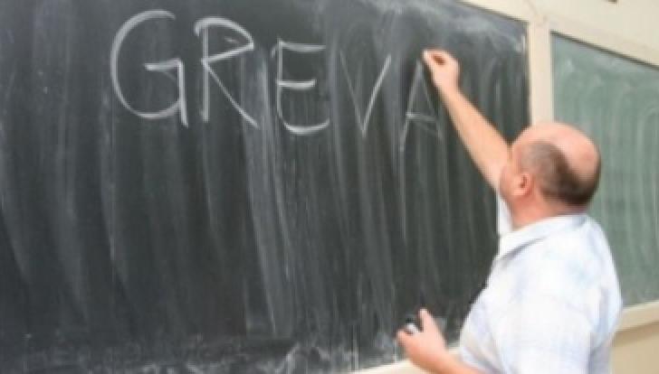 Sindicaliştii din Educaţie ameninţă cu greva generală.Boicot la BAC, dacă nu se rezolvă cu salariile