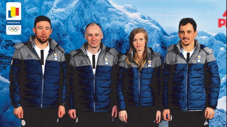 Timea Lorincz este prima componenta a Echipei Olimpice a Romaniei care maine va lua startul la PyeongChang 2018