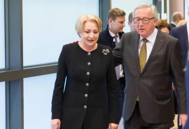 Detaliul rușinos  pe care l-a ascuns Viorica Dăncilă după întâlnirea cu oficialii UE