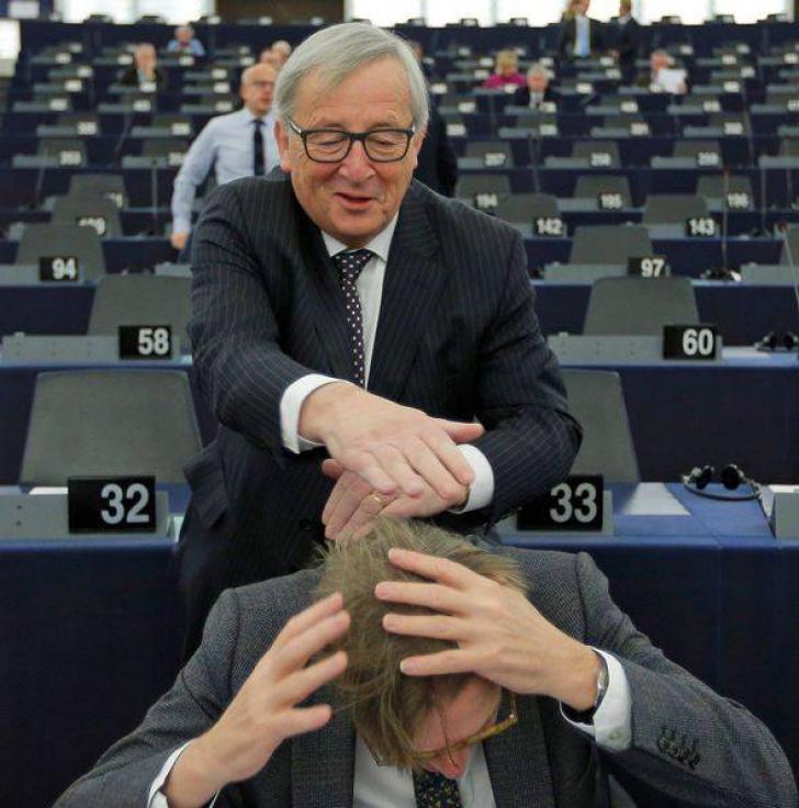 """Preşedintele CE: """"Nu sunt eu premierul Marii Britanii, ar fi fost bine!"""""""