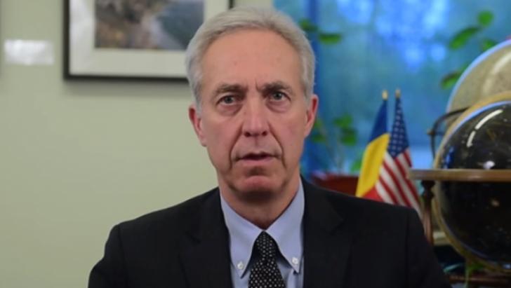 Ambasadorul SUA, anunţ important pentru România
