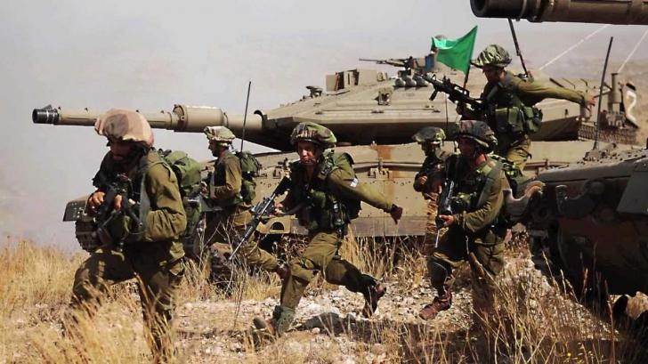 """RAPORT: Un nou razboi in Orientul Mijlociu este """"iminent"""". Israelul nu il doreste, dar este pregatit"""