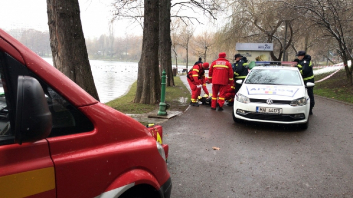 Alertă în Capitală. O femeie găsită moartă în parcul IOR
