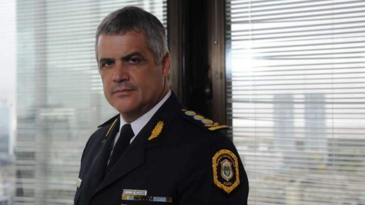 Seful politiei din Buenos Aires